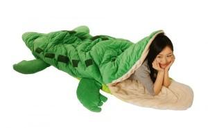sacco alligatore